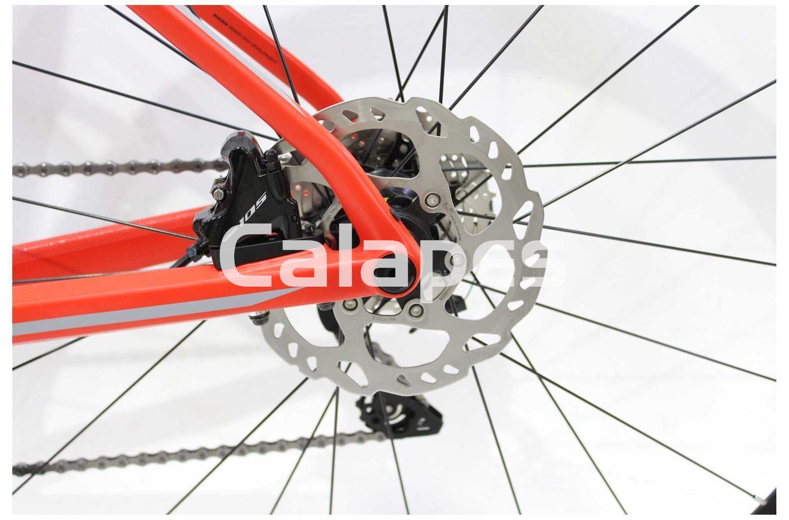 Bicicleta BMC Roadmachine 02 Three Shimano 105 - Imagen 7