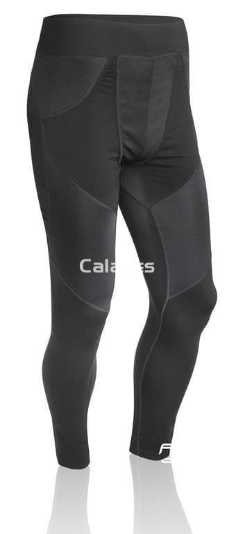 Pantalón térmico inferior F-Lite, superlight, windproof, longtight color negro - Imagen 1